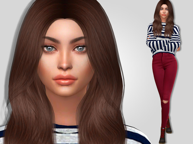 Sims 4 Kathy Stuckey at MSQ Sims