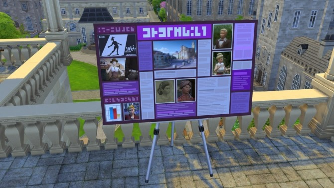 Get Back Your Presentation Board by RevyRei at Mod The Sims image 123 670x377 Sims 4 Updates