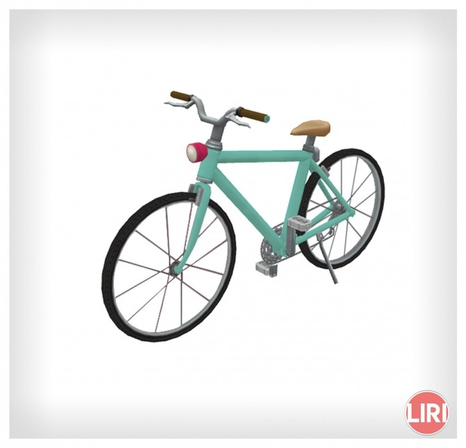 Bicycle Recolours by Lierie at Mod The Sims image 124 670x644 Sims 4 Updates