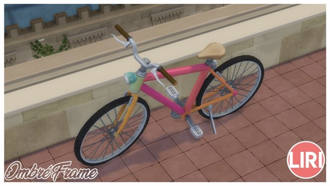 Bicycle Recolours by Lierie at Mod The Sims image 127 670x377 Sims 4 Updates