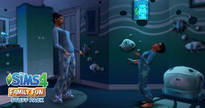 Sims 4 Family Fun Stuff! complete by simsi45 at Mod The Sims
