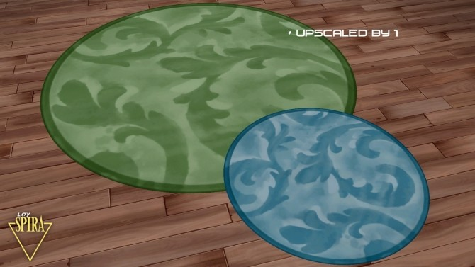 Nom de Plume Rug Recolors by LadySpira at Mod The Sims image 140 670x377 Sims 4 Updates
