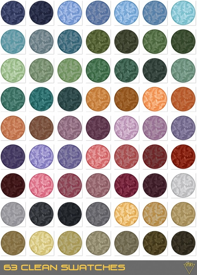 Nom de Plume Rug Recolors by LadySpira at Mod The Sims image 141 670x934 Sims 4 Updates