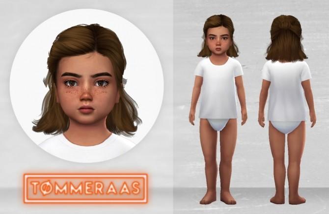 Sims 4 Ximena at TØMMERAAS