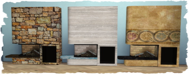Kamin   Fireplace Glass Tank by Chalipo at All 4 Sims image 1559 Sims 4 Updates