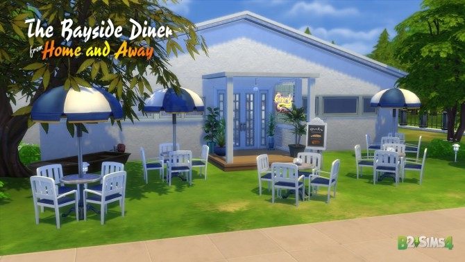 The Bayside Diner by Brunnis 2 at Mod The Sims image 1565 670x378 Sims 4 Updates
