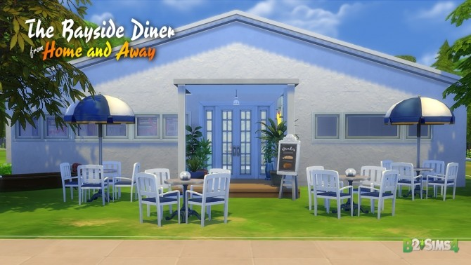 The Bayside Diner by Brunnis 2 at Mod The Sims image 1575 670x378 Sims 4 Updates
