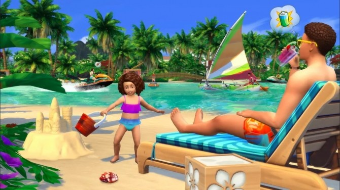 Sims 4 Basic Events Bundle #2 at KAWAIISTACIE