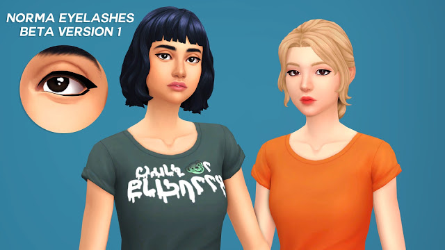Sims 4 Maxis Match Eyelashes Laptop Mode Friendly at Pickypikachu
