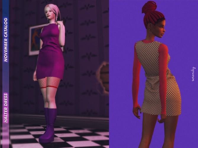 Sims 4 NOVEMBER CATALOG at SERENITY