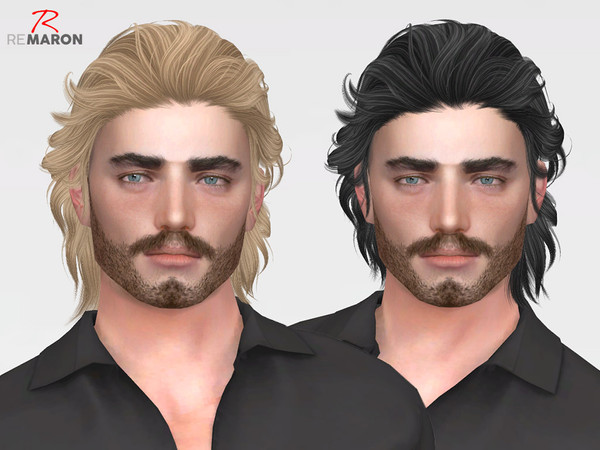 ON1208 Hair Retexture by remaron at TSR image 2030 Sims 4 Updates