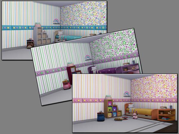 MB Higgledy Piggledy Rectangle SET by matomibotaki at TSR image 2101 Sims 4 Updates