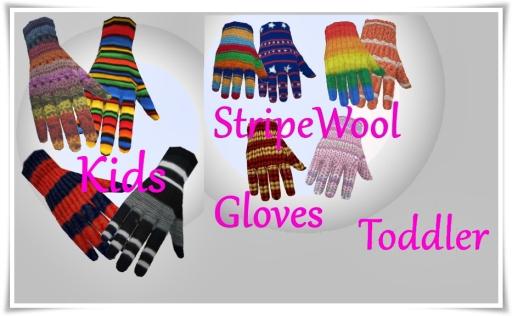 Stripe Wool Gloves Child version at Birksches Sims Blog image 2191 Sims 4 Updates