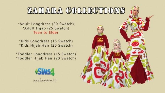 Zahara Collections at Aan Hamdan Simmer93 image 2401 670x377 Sims 4 Updates