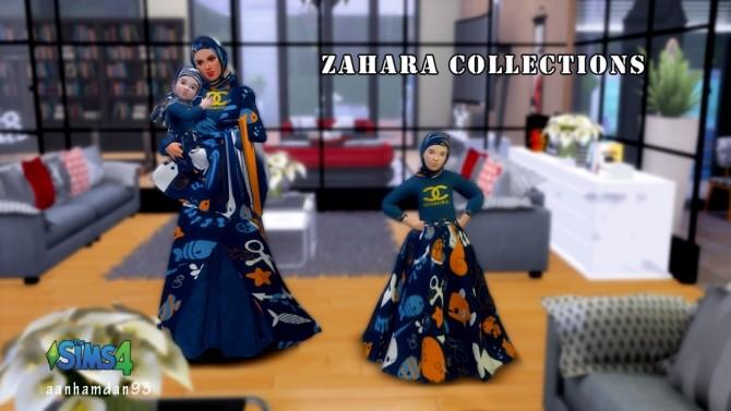 Zahara Collections at Aan Hamdan Simmer93 image 2431 670x377 Sims 4 Updates