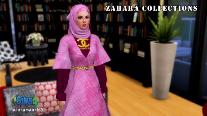 Zahara Collections at Aan Hamdan Simmer93 image 2441 670x377 Sims 4 Updates