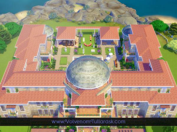 Sims 4 021219 Palazzo della Marino by Volvenom at TSR