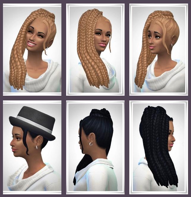 Calie Hair at Birksches Sims Blog image 277 Sims 4 Updates