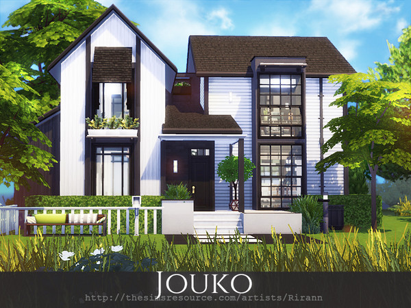 Jouko cosy cottage by Rirann at TSR image 2852 Sims 4 Updates