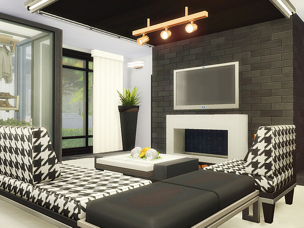 Jouko cosy cottage by Rirann at TSR image 2882 Sims 4 Updates