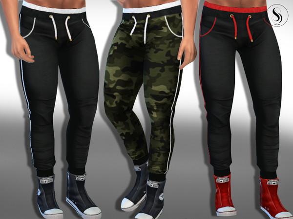 Sims 4 Track Pants by Saliwa at TSR