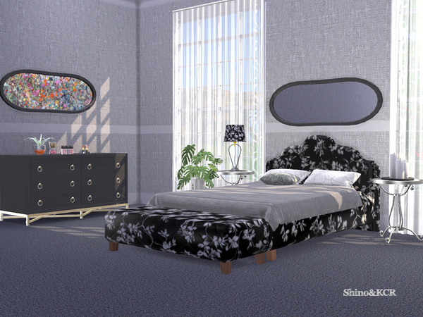 Bedroom Romantic by ShinoKCR at TSR image 3341 Sims 4 Updates