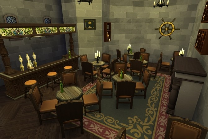 Sims 4 Medieval Kingdom by catdenny at Mod The Sims