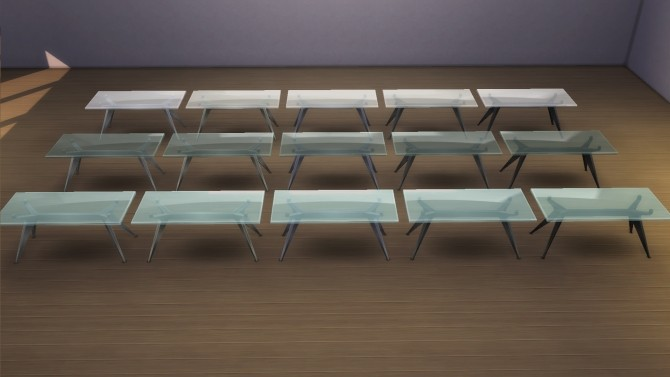 Benner Table Add ons + Recolors by simsi45 at Mod The Sims image 4271 670x377 Sims 4 Updates
