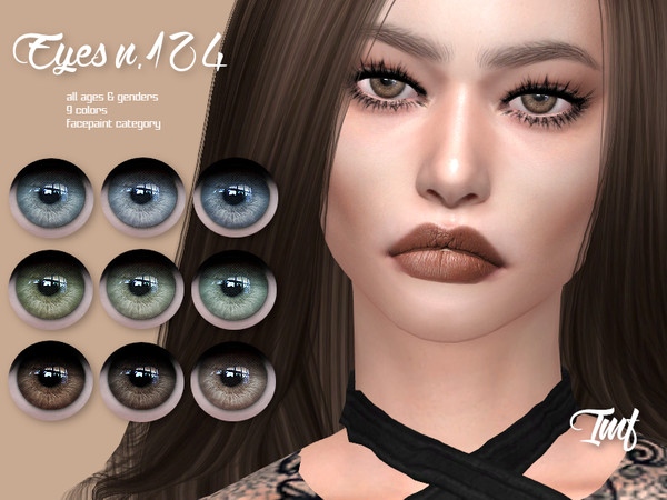 Sims 4 IMF Eyes N.124 by IzzieMcFire at TSR