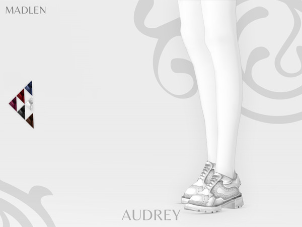Sims 4 Madlen Audrey Shoes by MJ95 at TSR