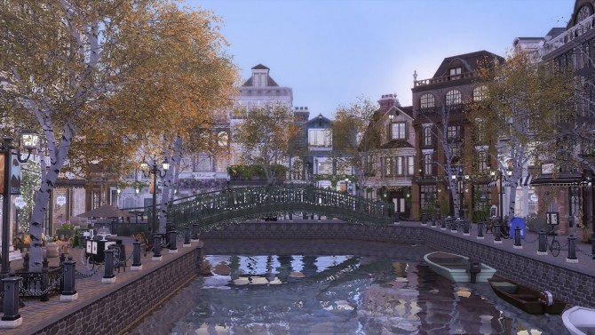City Living at Ruby's Home Design image 5151 670x377 Sims 4 Updates