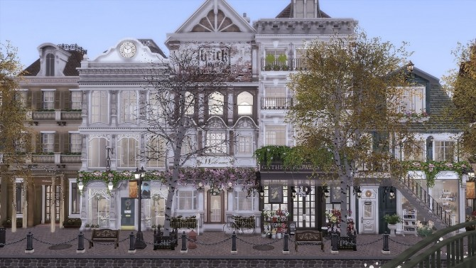 City Living at Ruby's Home Design image 5171 670x377 Sims 4 Updates