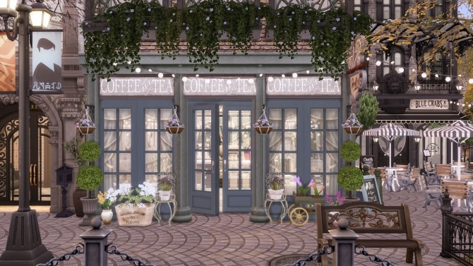 City Living at Ruby's Home Design image 5181 670x377 Sims 4 Updates