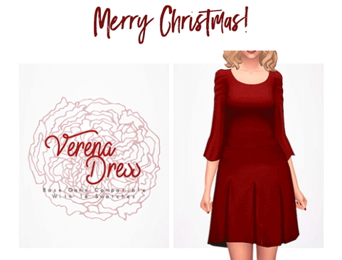 Dresses, hairs and top at Isjao – working on uni image 5471 Sims 4 Updates