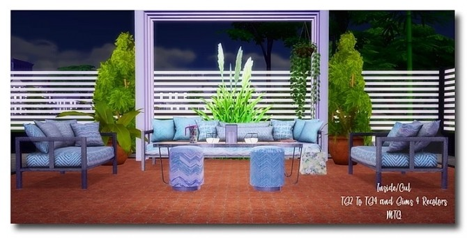 Inside Out Outdoor Living by MsTeaQueen at Blooming Rosy image 6119 670x342 Sims 4 Updates