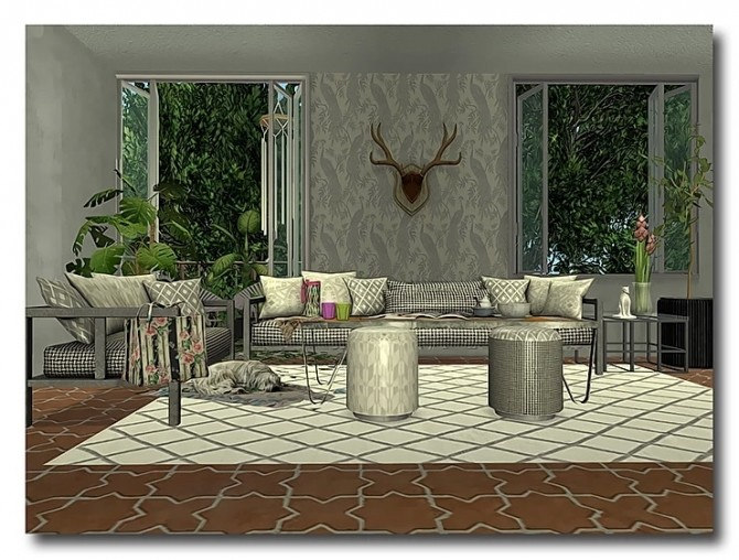Inside Out Outdoor Living by MsTeaQueen at Blooming Rosy image 6141 670x508 Sims 4 Updates