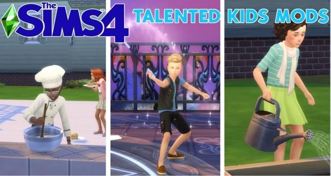 Mod sims 4 child love Sims 4: