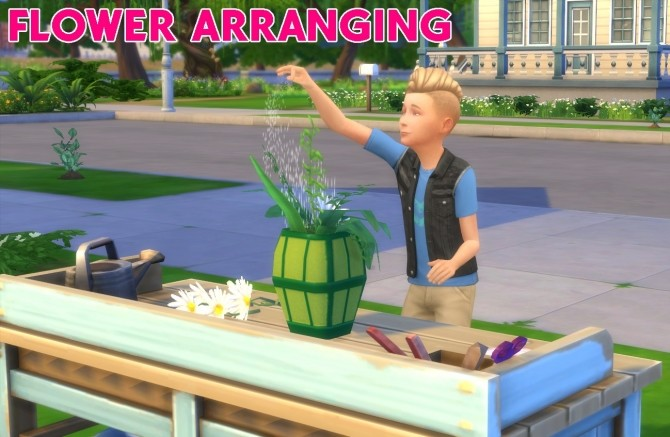 Talented Kids Sim Mods by Zulf Ferdiana at Mod The Sims image 6611 670x437 Sims 4 Updates