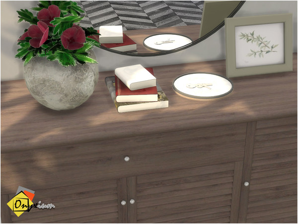 Lewis Hallway by Onyxium at TSR image 6715 Sims 4 Updates
