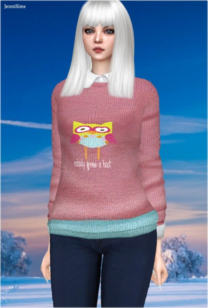 Turtleneck Sweater at Jenni Sims image 6731 670x990 Sims 4 Updates