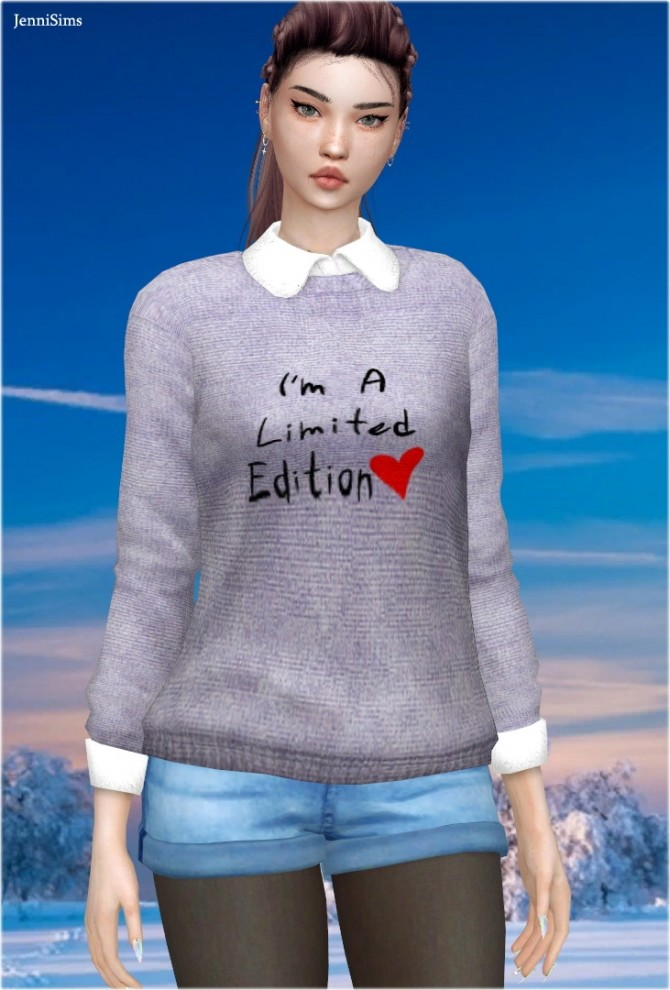 Turtleneck Sweater at Jenni Sims image 6741 670x990 Sims 4 Updates