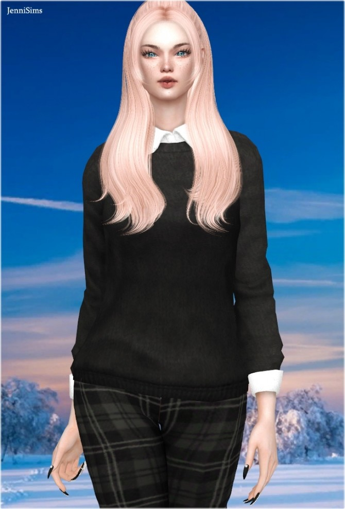 Turtleneck Sweater at Jenni Sims image 6751 670x990 Sims 4 Updates