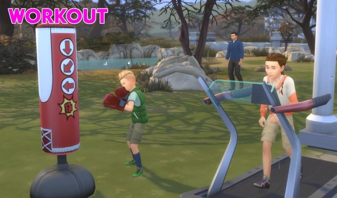 Talented Kids Sim Mods by Zulf Ferdiana at Mod The Sims image 6811 670x394 Sims 4 Updates