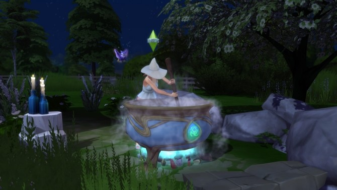 Sims 4 Lilliana Rowan by ElvinGearMaster at Mod The Sims