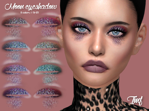 Sims 4 IMF Moon Eyeshadow N.121 by IzzieMcFire at TSR