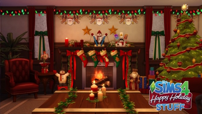 Happy Holiday Stuff! by simsi45 at Mod The Sims image 697 670x377 Sims 4 Updates