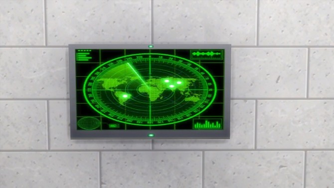 Sims 4 Alien Radar by hippy70 at Mod The Sims
