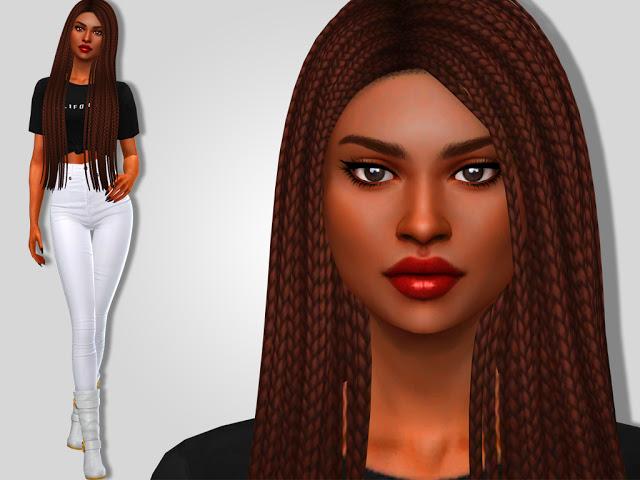Sims 4 Hillary Durant at MSQ Sims