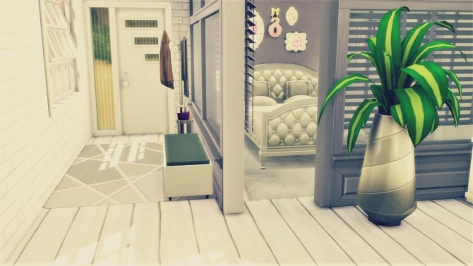 Little White/Grey Loft at Agathea k image 741 670x377 Sims 4 Updates