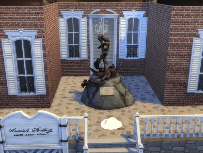 Sims 4 Brindleton Bay Legislature by crdroxxpl at Mod The Sims